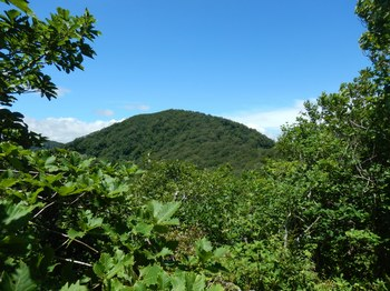 ⑤上賽の河原からの駒ヶ岳.JPG